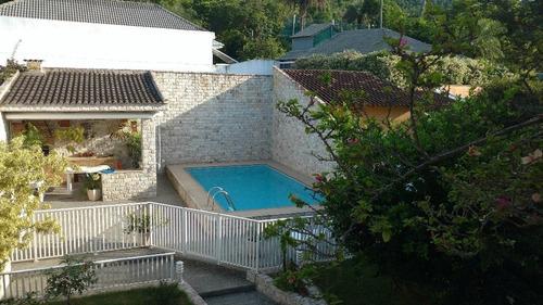 casa com 4 dormitórios à venda, 331 m² por r$ 897.000,00 - taquara - rio de janeiro/rj - ca0033
