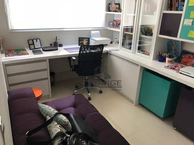casa com 4 dormitórios à venda, 342 m² por r$ 2.599.000,00 - swiss park - campinas/sp - ca12451