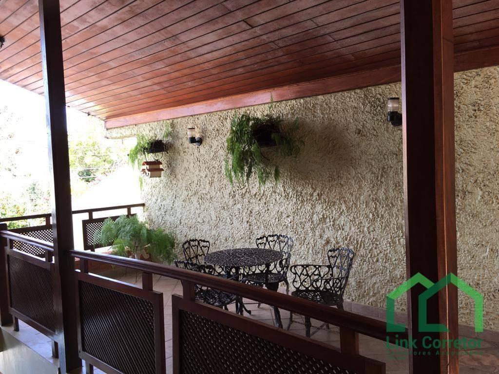 casa com 4 dormitórios à venda, 347 m² por r$ 800.000,00 - jardim mercedes - limeira/sp - ca0410