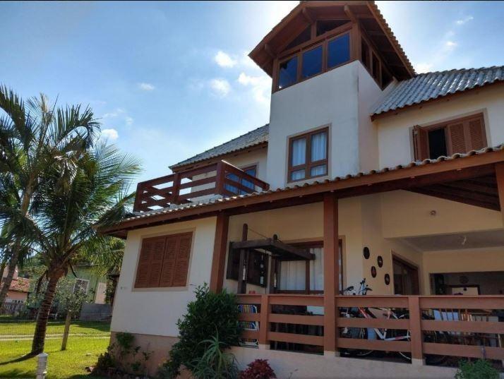 casa com 4 dormitórios à venda, 350 m²- campeche - florianópolis/sc - ca2271