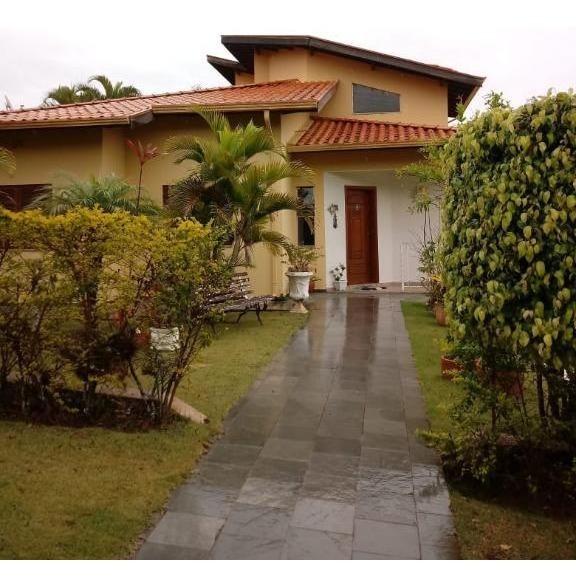 casa com 4 dormitórios à venda, 350 m² por r$ 1.000.000 - condomínio bosques de grevílea - vinhedo/sp - ca2322