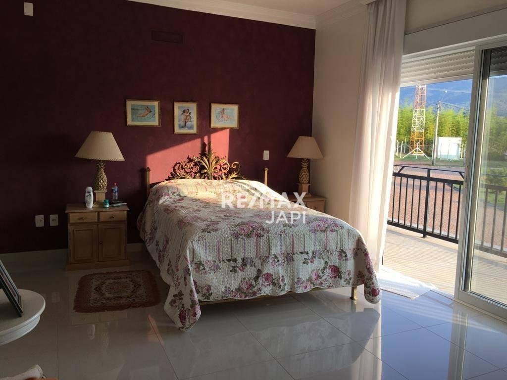 casa com 4 dormitórios à venda, 350 m² por r$ 1.490.000,00 - reserva da serra - jundiaí/sp - ca2158
