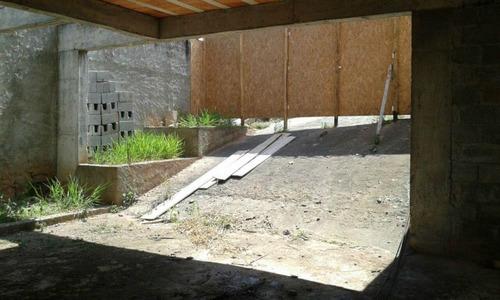 casa com 4 dormitórios à venda, 350 m² por r$ 480.000 - condomínio itatiba country club - itatiba/sp - ca0340