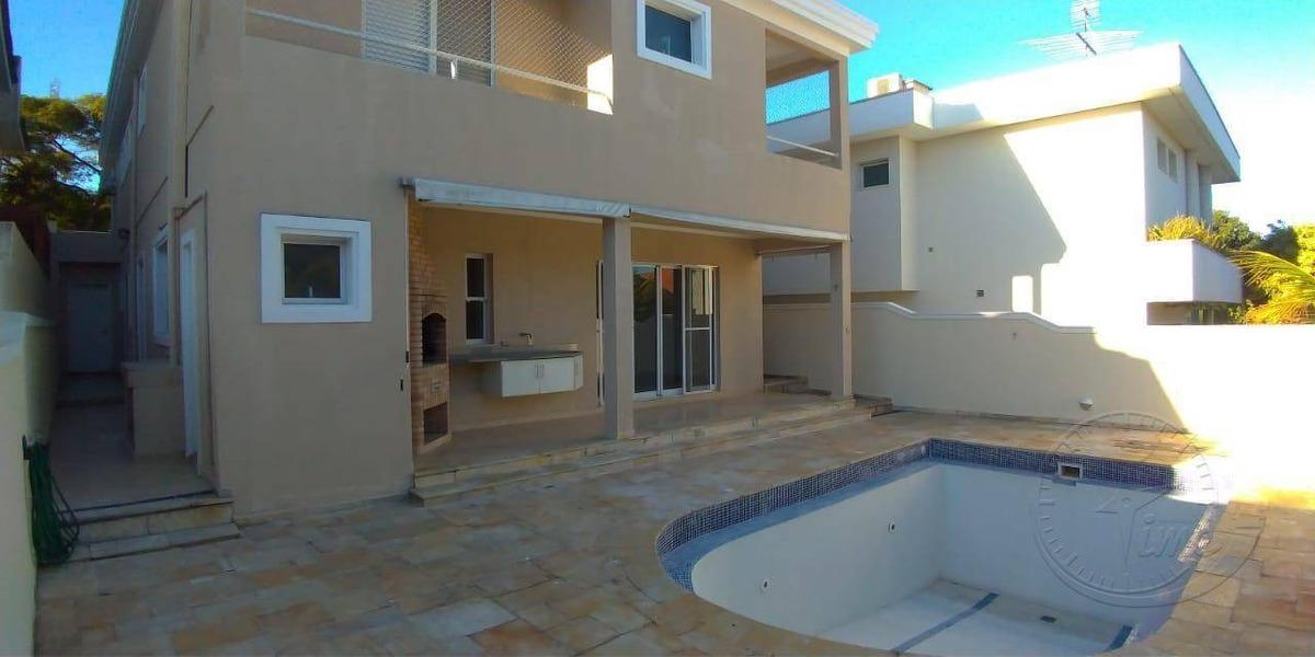 casa com 4 dormitórios à venda, 360 m² por r$ 1.580.000,00 - centro de apoio ii (alphaville) - santana de parnaíba/sp - ca0489
