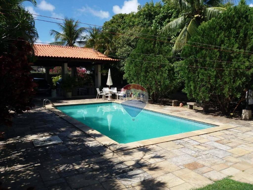 casa com 4 dormitórios à venda, 360 m² por r$ 1.600.000 - piedade - jaboatão dos guararapes/pe - ca0082
