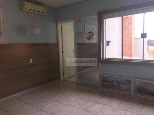 casa com 4 dormitórios à venda, 360 m² por r$ 970.000 - jardim das américas - cuiabá/mt - ca0968
