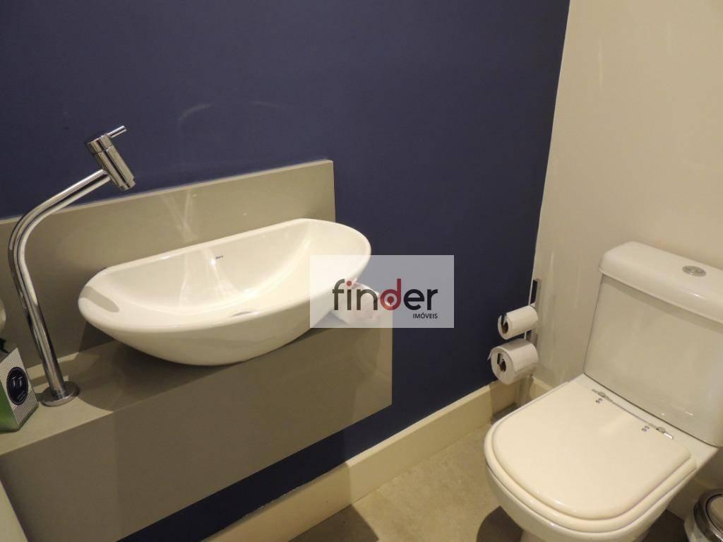 casa com 4 dormitórios à venda, 367 m² por r$ 3.100.000,00 - brooklin - são paulo/sp - ca0759
