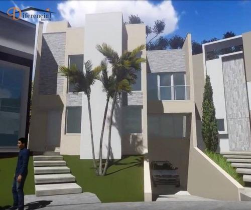 casa com 4 dormitórios à venda, 368 m² por r$ 1.989.715,00 - jardim social - curitiba/pr - ca0047