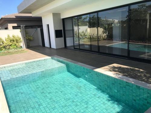 casa com 4 dormitórios à venda, 373 m² por r$ 2.700.000 - residencial quinta do golfe - são josé do rio preto/sp - ca1773