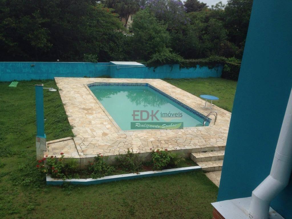 casa com 4 dormitórios à venda, 375 m² por r$ 1.500.000 - nossa senhora do perpétuo socorro - pindamonhangaba/sp - ca2373