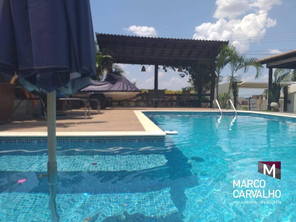 casa com 4 dormitórios à venda, 380 m² por r$ 1.100.000 - parque dos sabiás ii (padre nóbrega) - marília/sp - ca0541