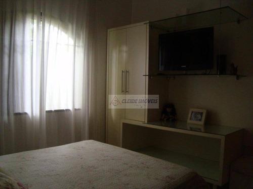 casa com 4 dormitórios à venda, 382 m² por r$ 530.000 - boa esperança - cuiabá/mt - ca0083