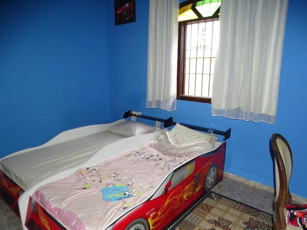 casa com 4 dormitórios à venda, 40 m² por r$ 600.000 - solemar - praia grande/sp - ca0777