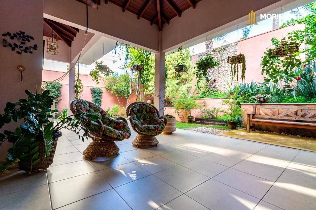 casa com 4 dormitórios à venda, 400 m² por r$ 1.650.000 - loteamento portal do paraíso i - jundiaí/sp - ca0015