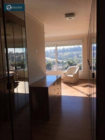 casa com 4 dormitórios à venda, 400 m² por r$ 1.690.000,00 - reserva da serra - jundiaí/sp - ca2616