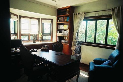 casa com 4 dormitórios à venda, 400 m² por r$ 2.000.000 - loteamento residencial fazenda são josé - valinhos/sp - ca9164
