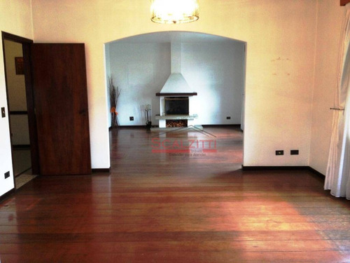 casa com 4 dormitórios à venda, 400 m² por r$ 2.200.000 - planalto paulista - são paulo/sp - ca0034