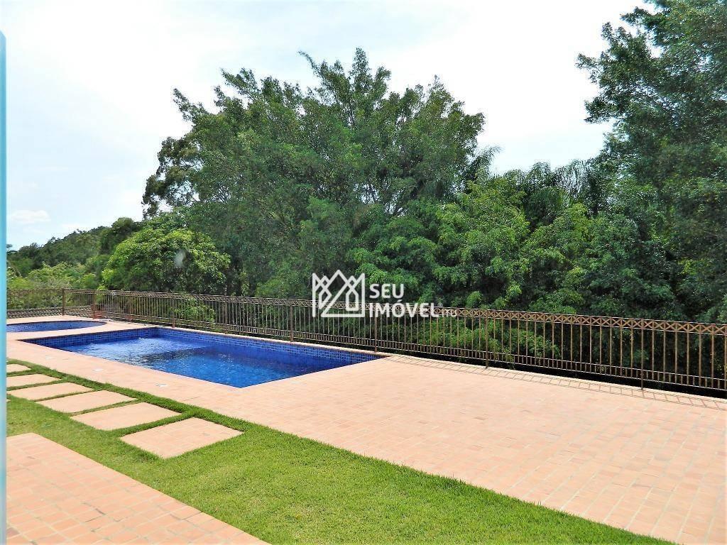 casa com 4 dormitórios à venda, 410 m² por r$ 3.700.000,00 - condomínio terras de são josé - itu/sp - ca0018