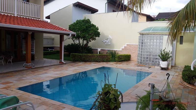 casa com 4 dormitórios à venda, 415 m² por r$ 1.600.001,00 - jardim madalena - campinas/sp - ca2380