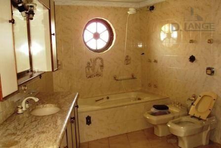 casa com 4 dormitórios à venda, 415 m² por r$ 990.000 - jardim bela vista iii - cosmópolis/sp - ca7140