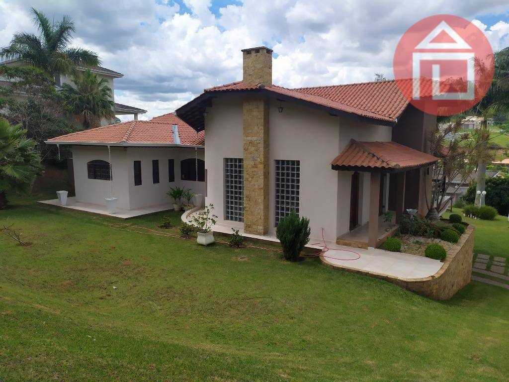 casa com 4 dormitórios à venda, 420 m² por r$ 1.200.000 - condomínio jardim das palmeiras - bragança paulista/sp - ca2482