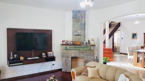 casa com 4 dormitórios à venda, 420 m² por r$ 843.000 - nossa senhora do perpétuo socorro - pindamonhangaba/sp - ca2003