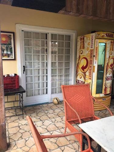casa com 4 dormitórios à venda, 421 m² por r$ 850.000 - jardim califórnia - cuiabá/mt - ca1081