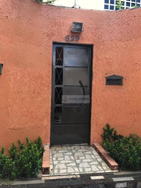 casa com 4 dormitórios à venda, 421 m² por r$ 850.000,00 - jardim califórnia - cuiabá/mt - ca1081