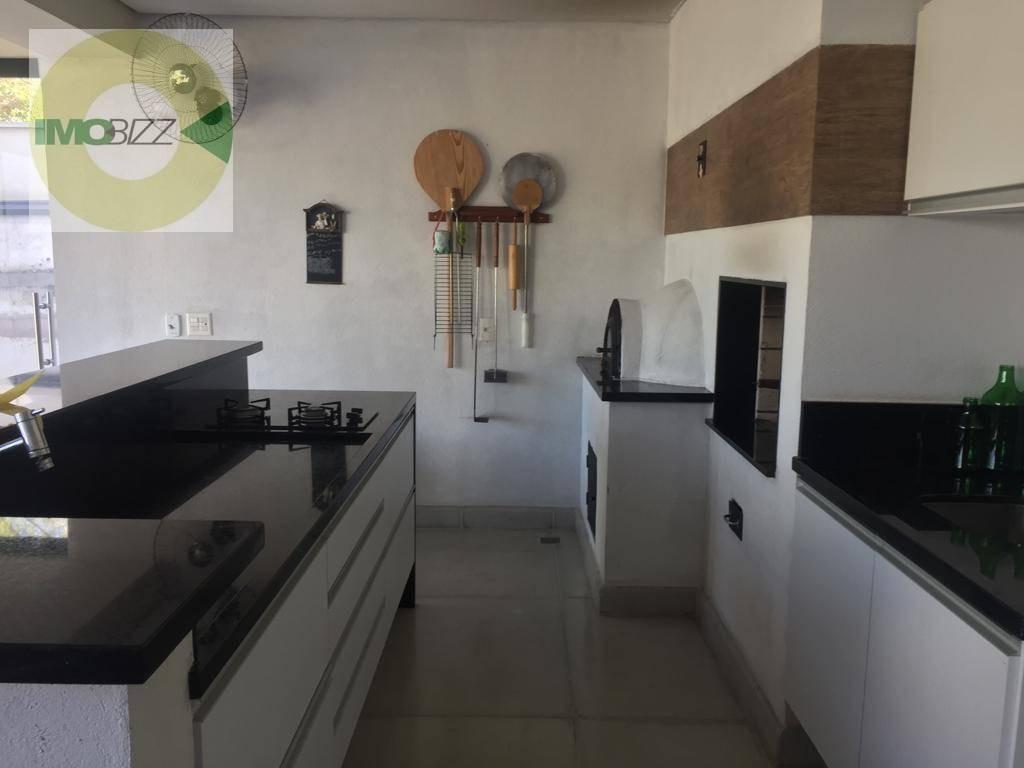 casa com 4 dormitórios à venda, 430 m² por r$ 2.480.000 - condomínio ouro verde - valinhos/sp - ca2013