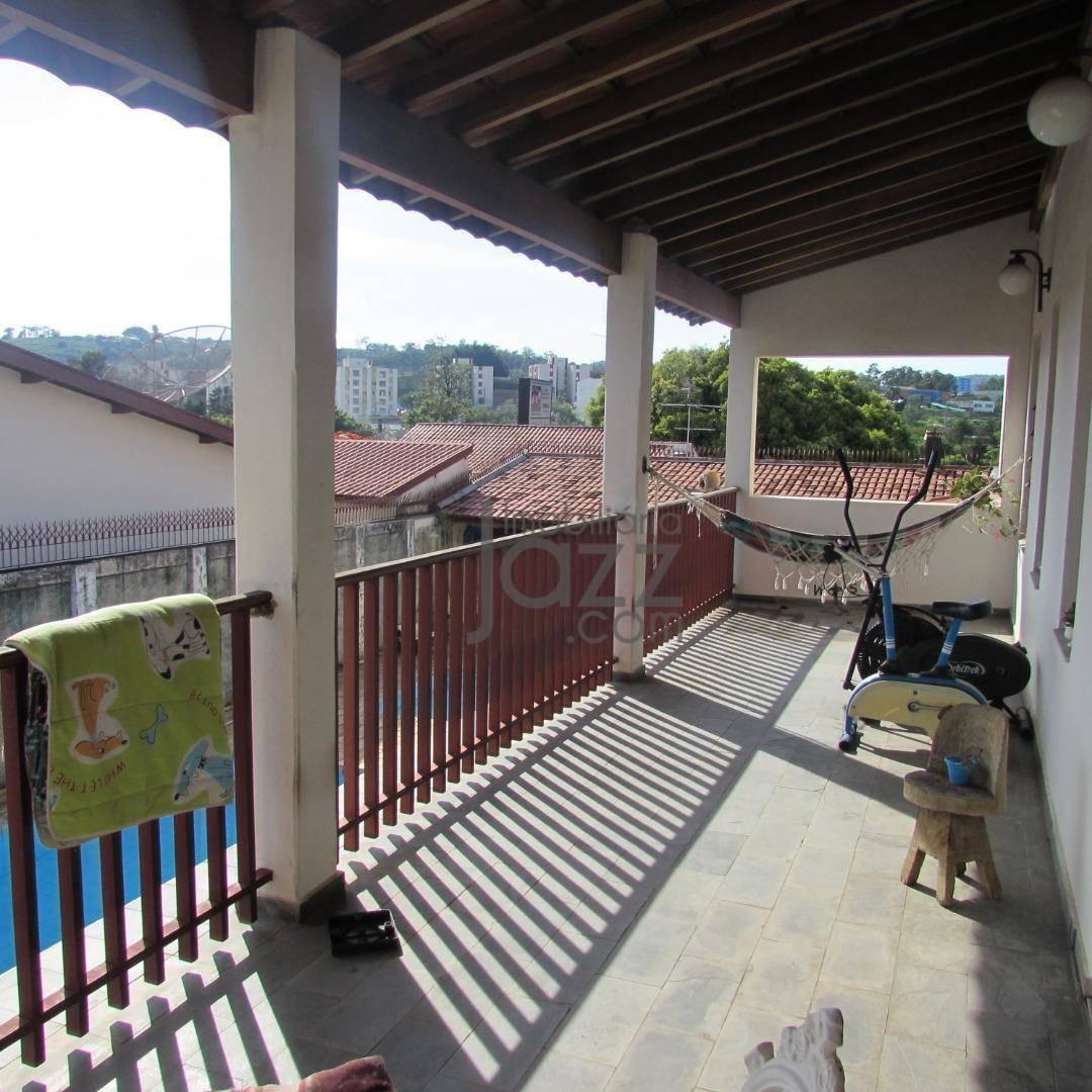 casa com 4 dormitórios à venda, 438 m² por r$ 695.000 - jardim paulista - valinhos/sp - ca5311