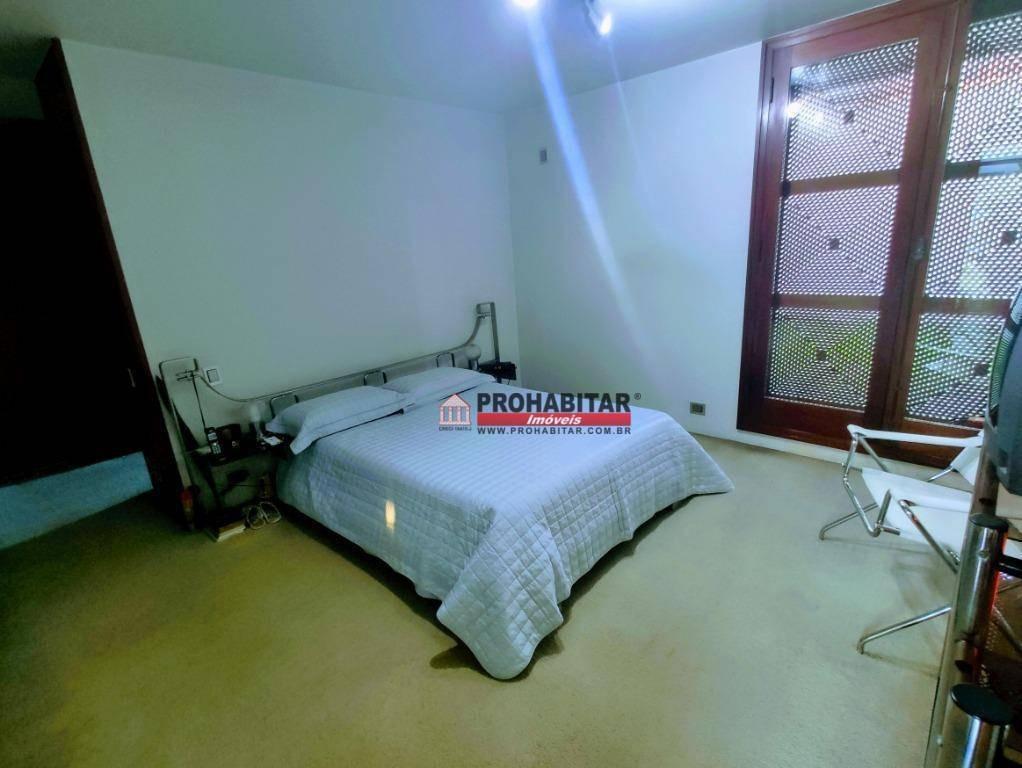 casa com 4 dormitórios à venda, 445 m² por r$ 1.800.000,00 - interlagos - são paulo/sp - ca2968