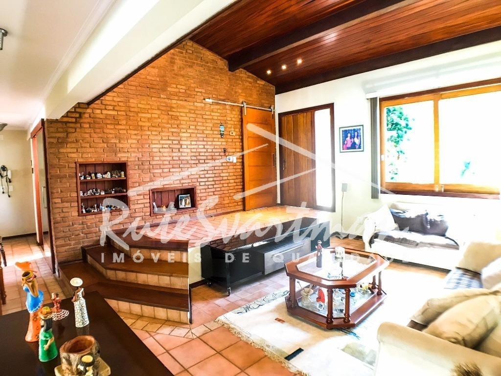 casa com 4 dormitórios à venda, 450 m² por r$ 1.300.000 - cidade universitária - campinas/sp - ca3330