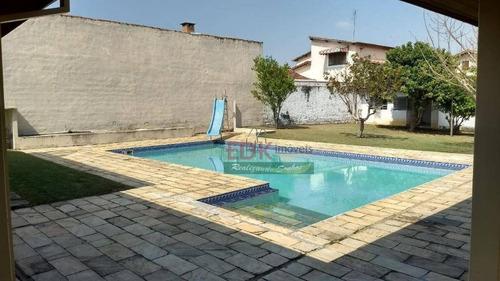 casa com 4 dormitórios à venda, 470 m² por r$ 750.000 - eldorado - tremembé/sp - ca1605