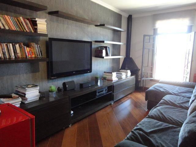 casa com 4 dormitórios à venda, 474 m² por r$ 2.355.000 - residencial seis (alphaville) - santana de parnaíba/sp - ca0255