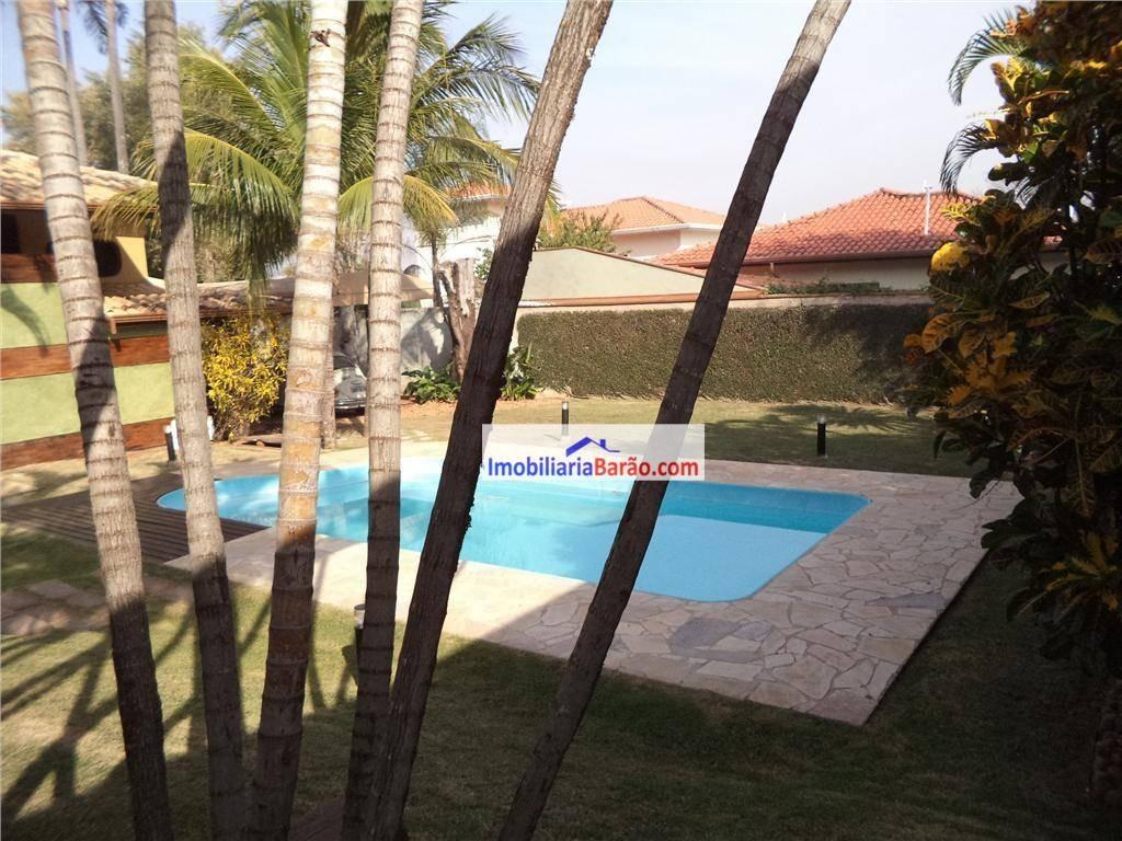 casa com 4 dormitórios à venda, 480 m² por r$ 1.300.000,00 - cidade universitária - campinas/sp - ca0797