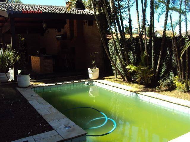 casa com 4 dormitórios à venda, 480 m² por r$ 2.500.000,00 - aldeia da serra - santana de parnaíba/sp - ca0123