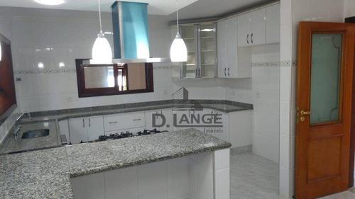 casa com 4 dormitórios à venda, 483 m² por r$ 2.500.000 - loteamento residencial fazenda são josé - valinhos/sp - ca12516