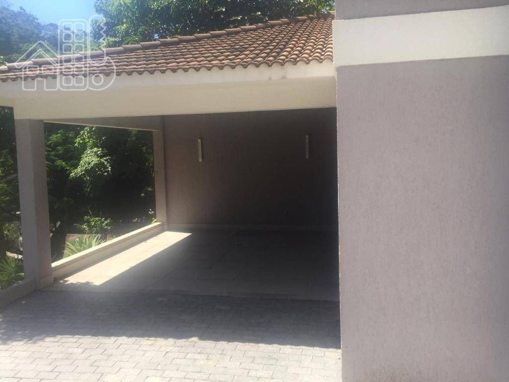 casa com 4 dormitórios à venda, 498 m² por r$ 1.800.000,00 - piratininga - niterói/rj - ca1304