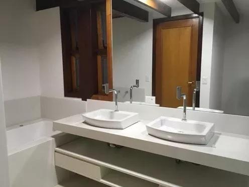 casa com 4 dormitórios à venda, 500 m²  - chácara malota - jundiaí/sp - ca0659