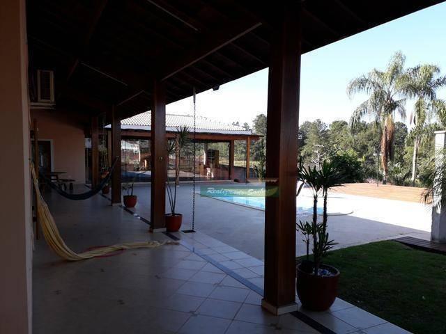 casa com 4 dormitórios à venda, 500 m² por r$ 2.500.000 - chácaras cataguá - taubaté/sp - ca2417