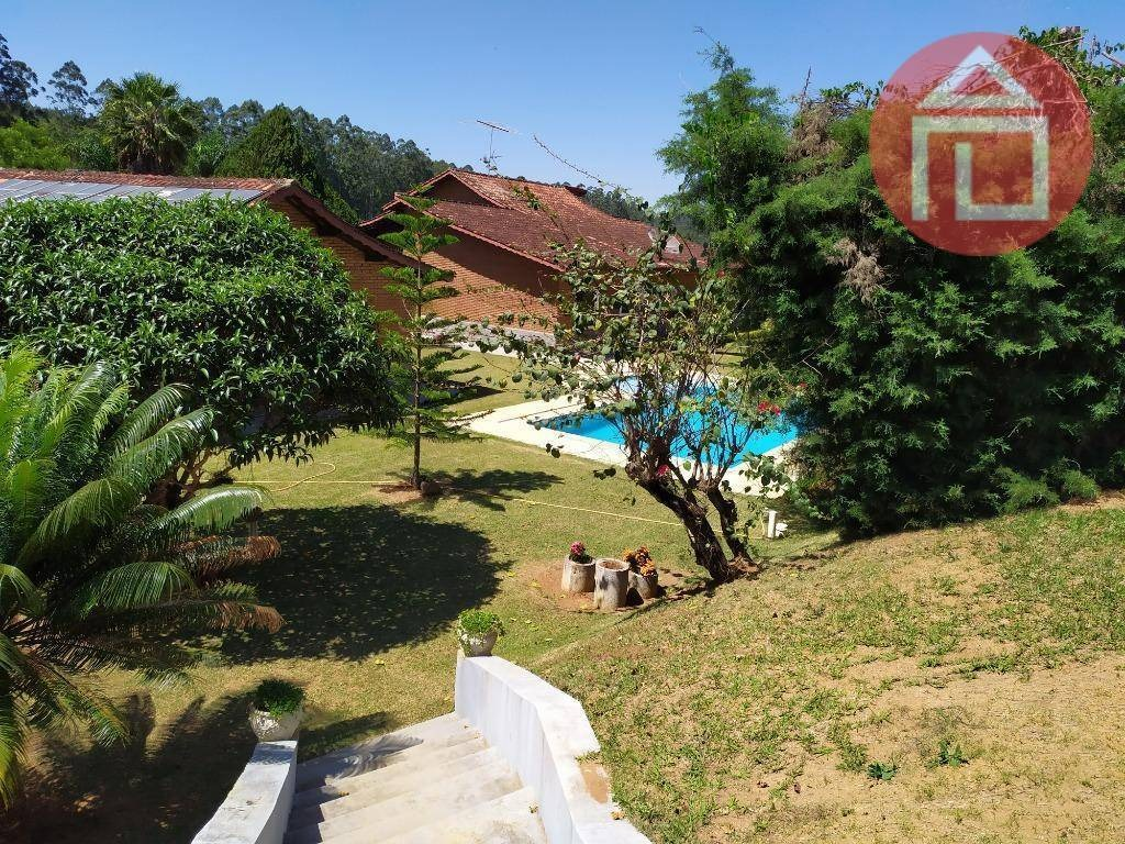 casa com 4 dormitórios à venda, 500 m² por r$ 2.500.000,00 - condomínio jardim das palmeiras - bragança paulista/sp - ca2462