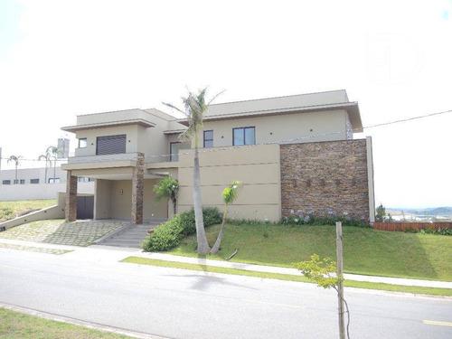 casa com 4 dormitórios à venda, 500 m² por r$ 4.000.000 - condomínio campo de toscana - vinhedo/sp - ca3122