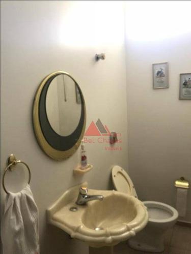 casa com 4 dormitórios à venda, 511 m² por r$ 1.700.000,00 - condomínio residencial village d'avignon - sorocaba/sp - ca0278