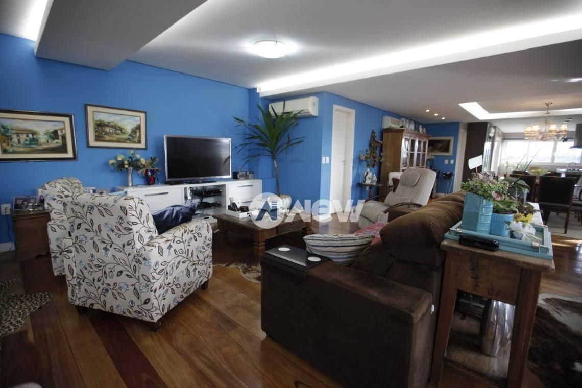 casa com 4 dormitórios à venda, 530 m² por r$ 2.400.000 - canudos - novo hamburgo/rs - ca2872