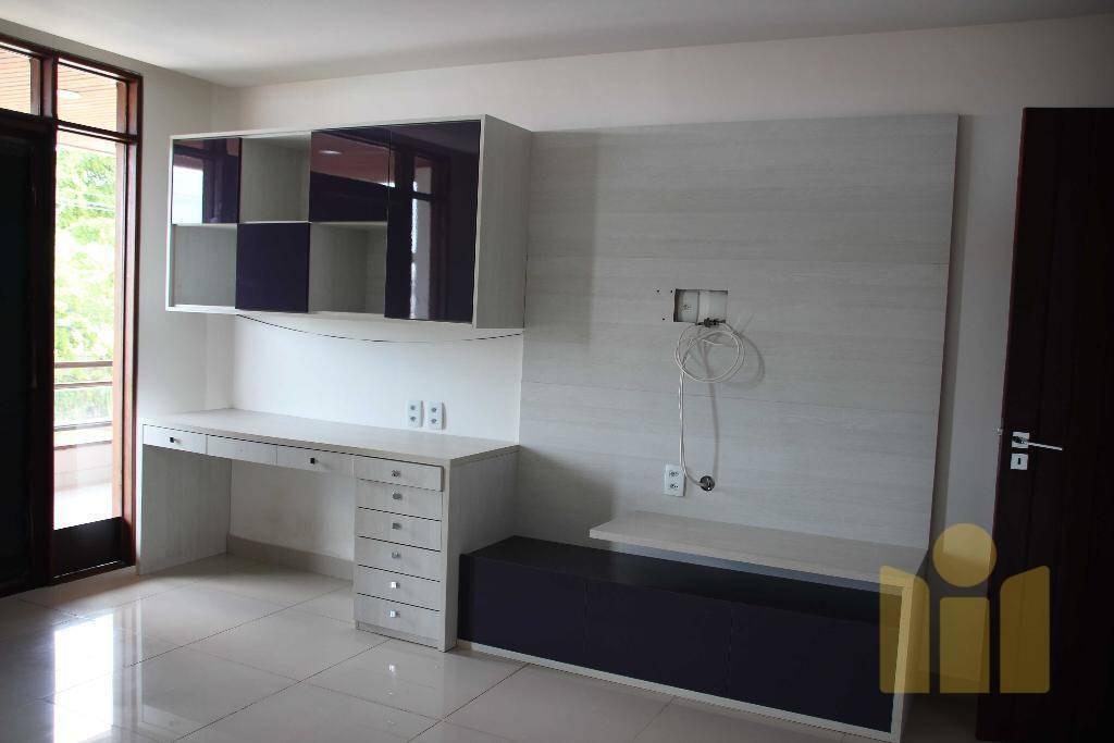 casa com 4 dormitórios à venda, 533 m² por r$ 1.950.000 - gruta de lourdes - maceió/al - ca0350