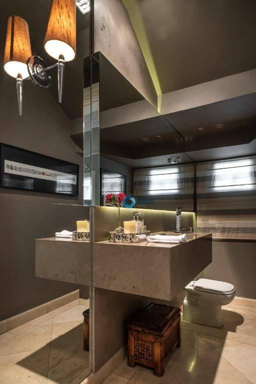 casa com 4 dormitórios à venda, 545 m² por r$ 8.500.000,00 - morumbi - são paulo/sp - ca1672