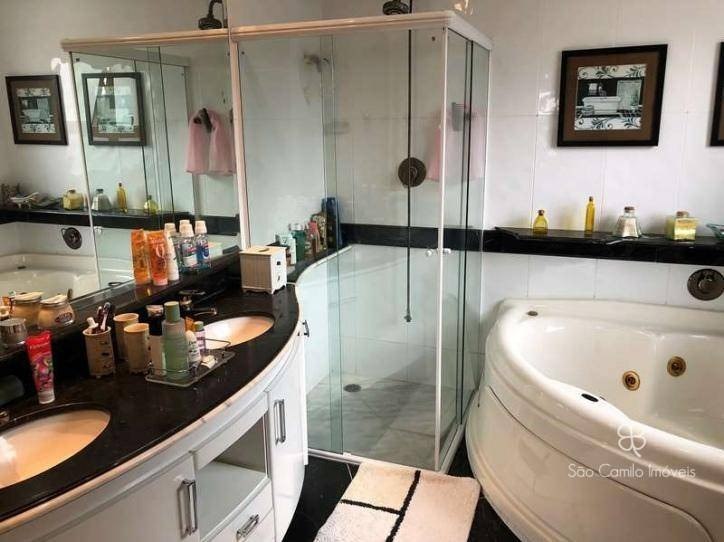 casa com 4 dormitórios à venda, 559 m² por r$ 1.790.000 - nova higienópolis - granja viana - jandira/sp - ca1356
