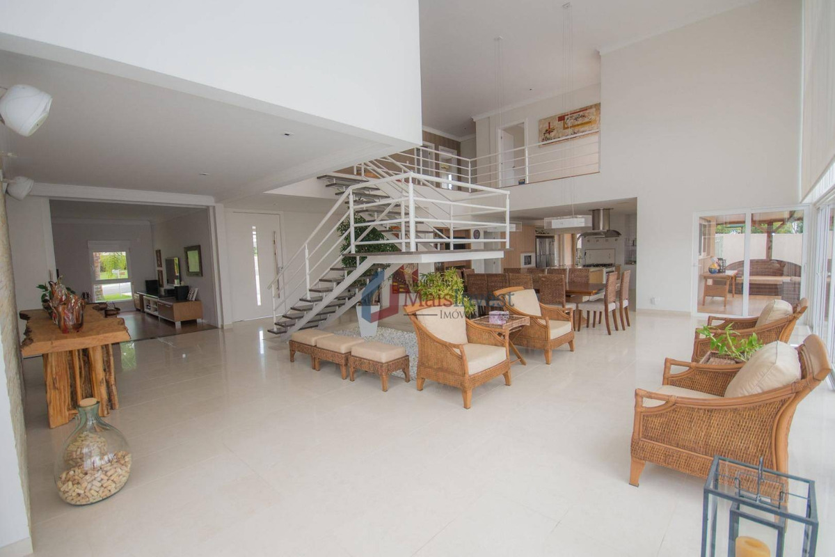 casa com 4 dormitórios à venda, 560 m² - alphaville graciosa - pinhais/pr - ca0081