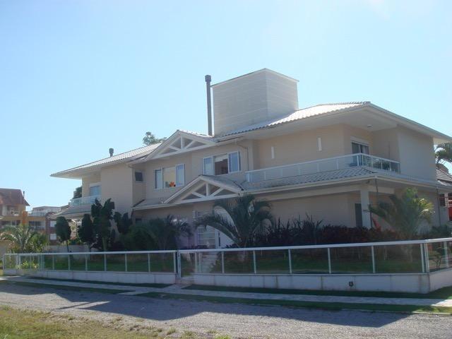 casa com 4 dormitórios à venda, 592 m² por r$ 2.500.000,00 - jurerê internacional - florianópolis/sc - ca2431