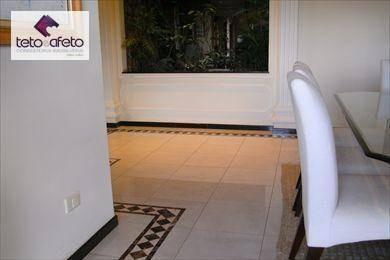 casa com 4 dormitórios à venda, 600 m² por r$ 2.400.000 - condomínio fechado - atibaia/sp - ca0529